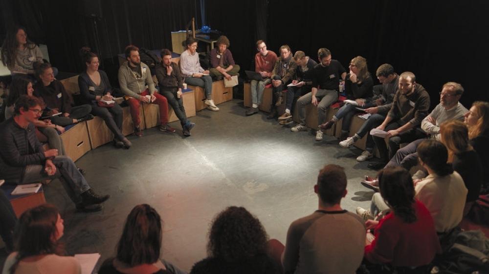 vlipp - Porter un projet lorsque qu'on est étudiant·e : Tables rondes & ateliers à l'Université