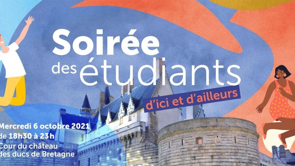 vlipp - Soirée d'accueil des étudiant·e·s : bienvenue au Château !