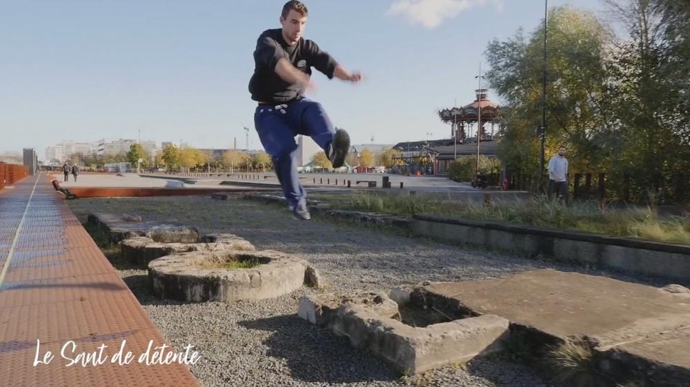 vlipp - Le saut de détente