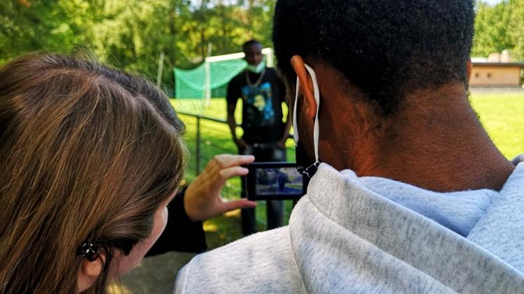 vlipp - Stages vidéo à Nantes nord : on fait chauffer la caméra avec une programmation ultra fraîche !