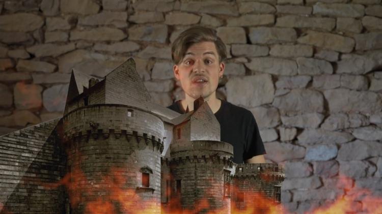 vlipp - La fureur des Normands à nantes