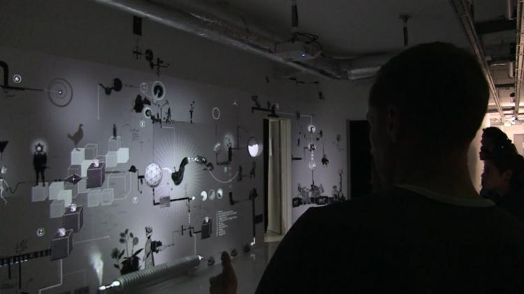 vlipp - Scopitone 2012 \\ Les arts numériques