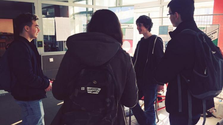 vlipp - Les points sur les I : pauses méridiennes avec les lycéen·ne·s de Nantes nord